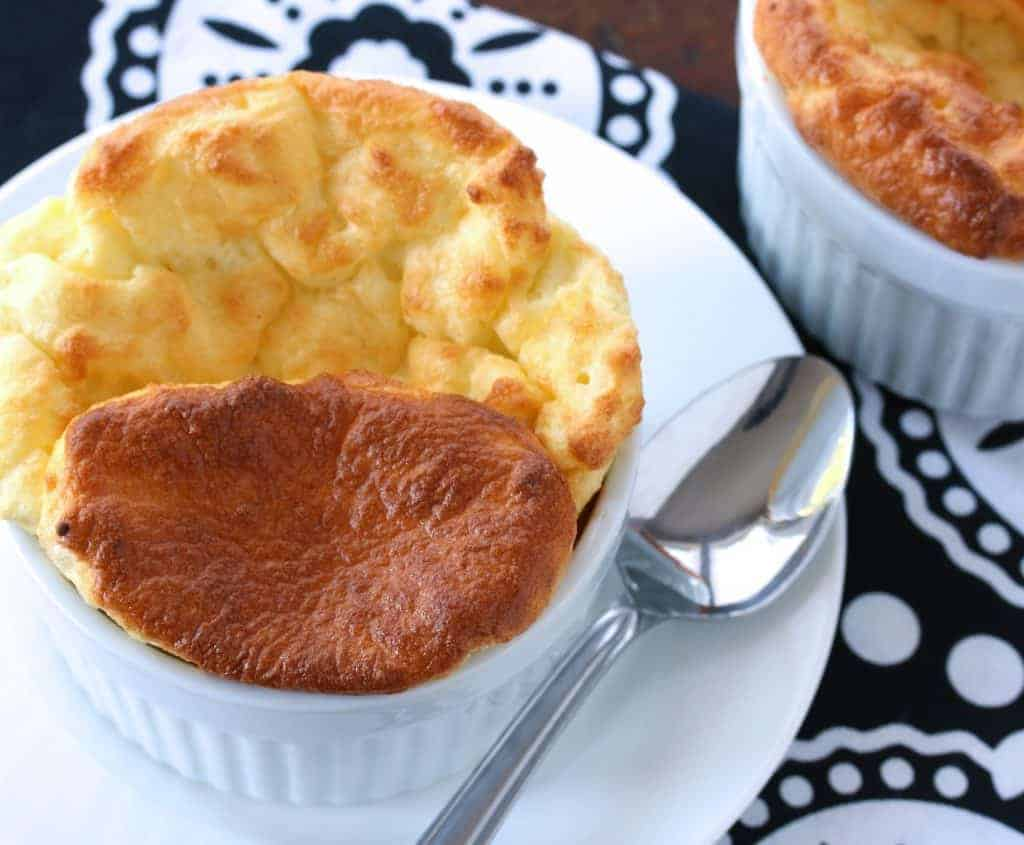 cheese souffle recipe best easy traditional classic French