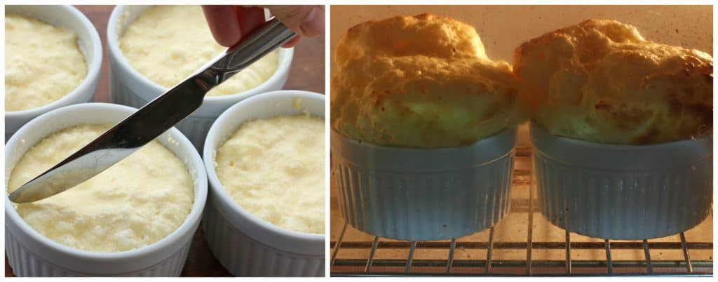 cheese souffle recipe how to make
