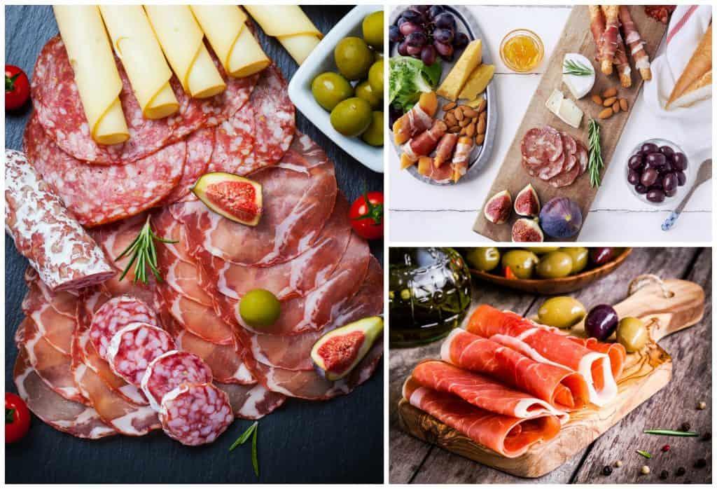 cheese charcuterie board platter