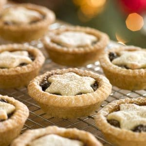 mince pies recipe authentic traditional British English