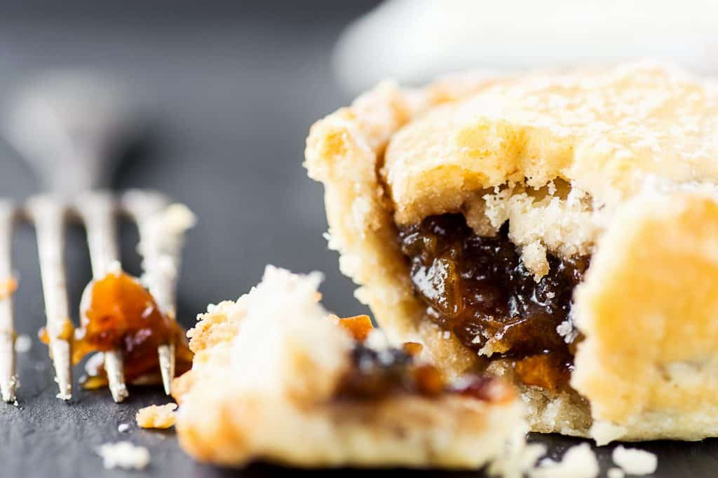 traditional mince pies recipe authentic british canadian australian new england mincemeat