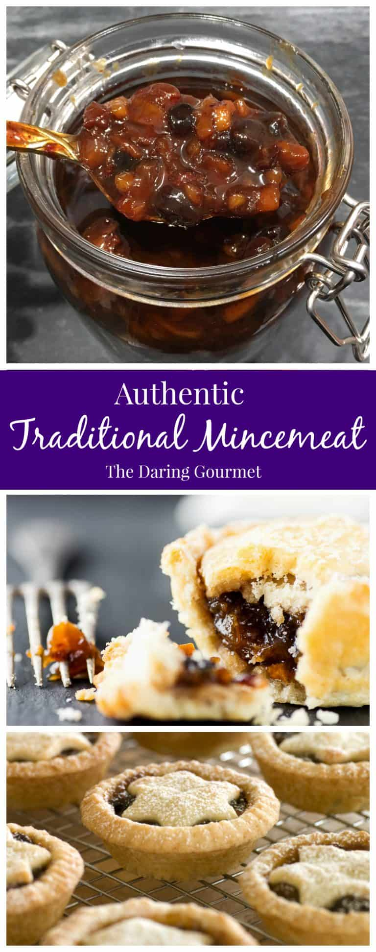 mincemeat recipe authentic traditional best