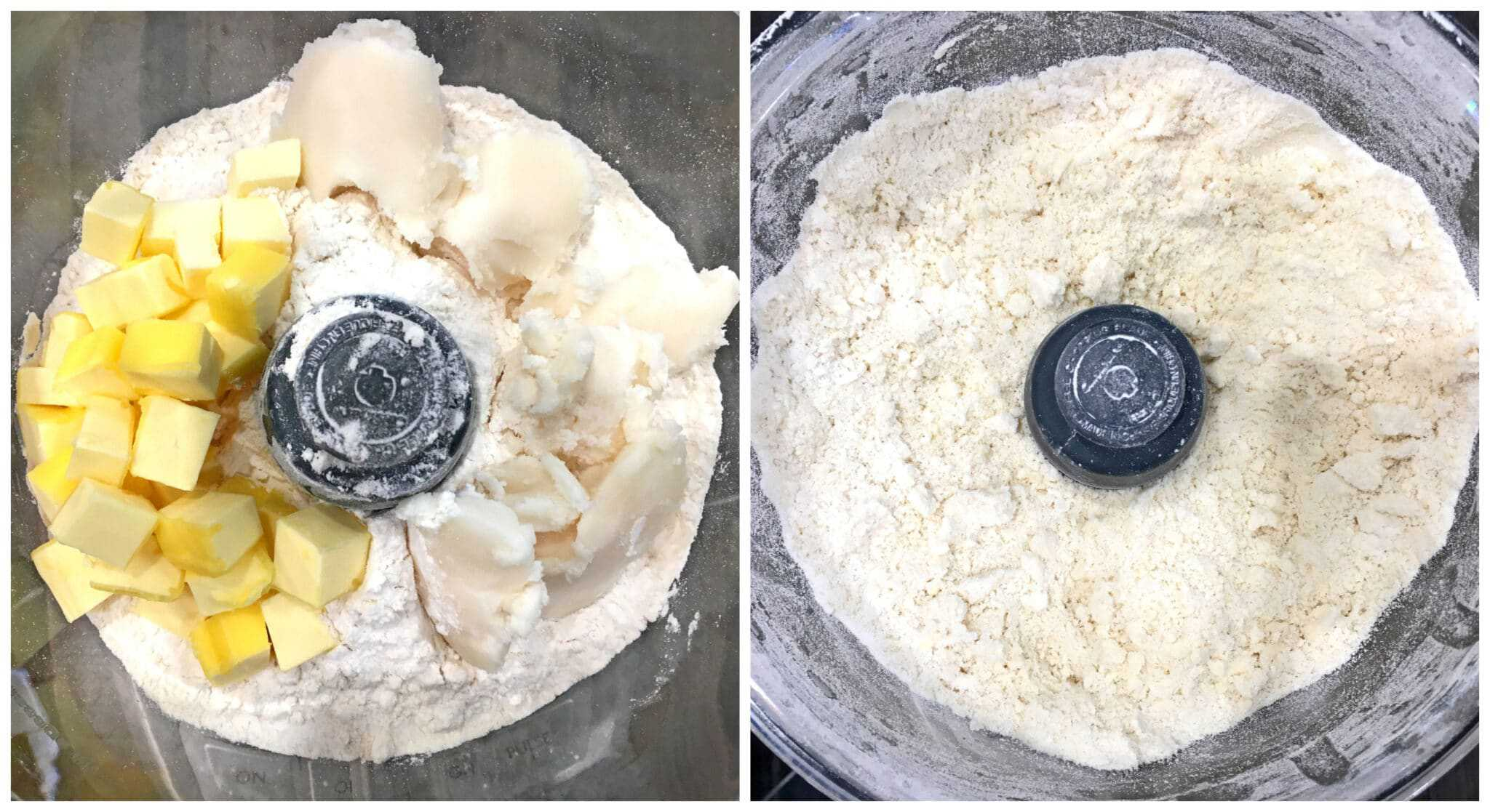 making pastry crust