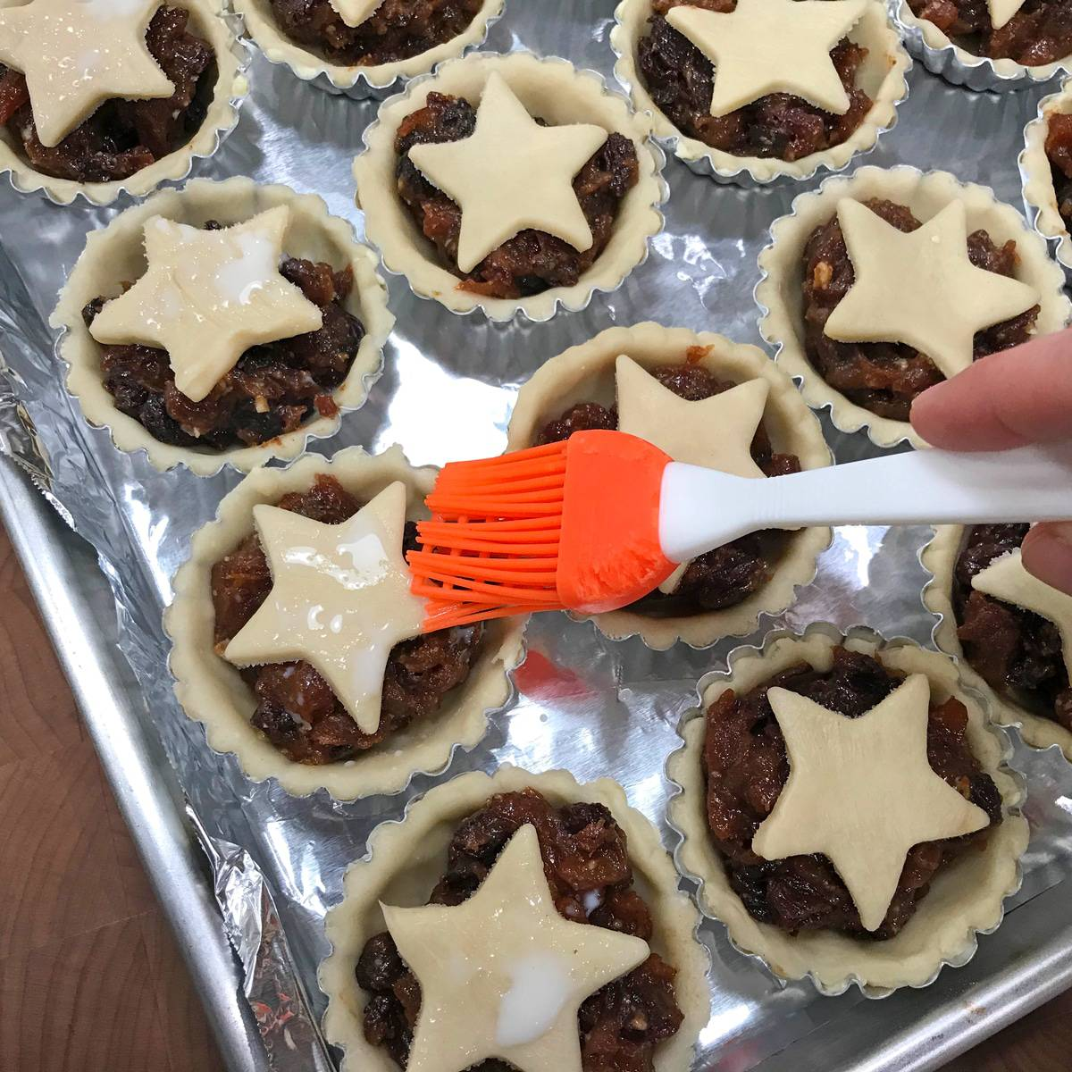 mincemeat pie recipe best traditional authentic British English from scratch