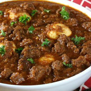Sega Wat (Spicy Ethiopian Beef Stew)