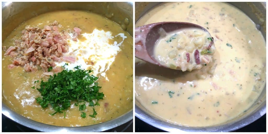 new england clam chowder authentic traditional original best recipe bacon pancetta creamy fish broth aneto