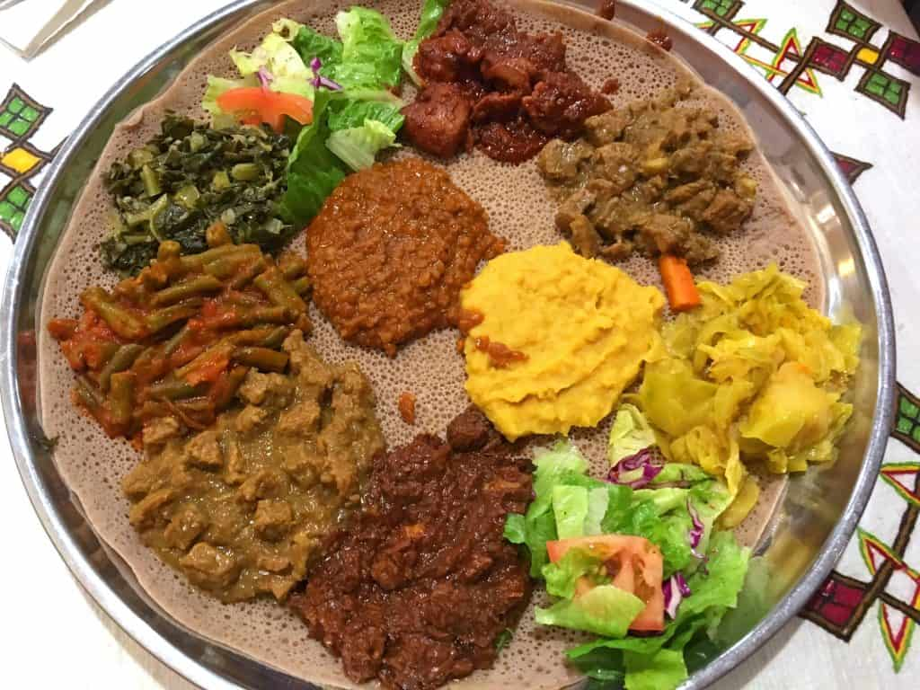 Authentic doro wat spicy ethiopian chicken stew the daring gourmet doro wat recipe ethiopian african injera chicken spicy forumfinder Gallery