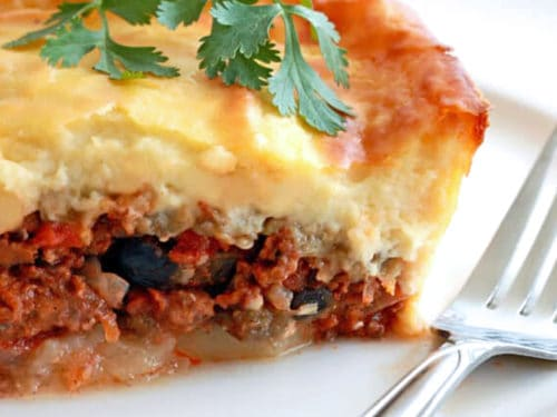 Moussaka Recipe The Daring Gourmet