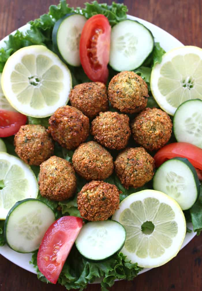 falafel recipe authentic best gluten free vegan