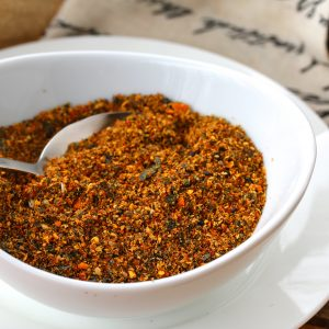 shichimi togarashi recipe nanami Japanese seasoning blend spice