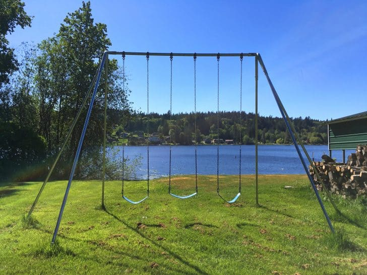 Component Playgrounds Swing Set Review The Daring Gourmet