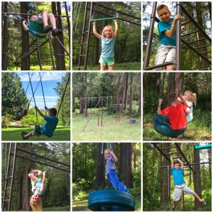 Component Playgrounds Swing Set Review