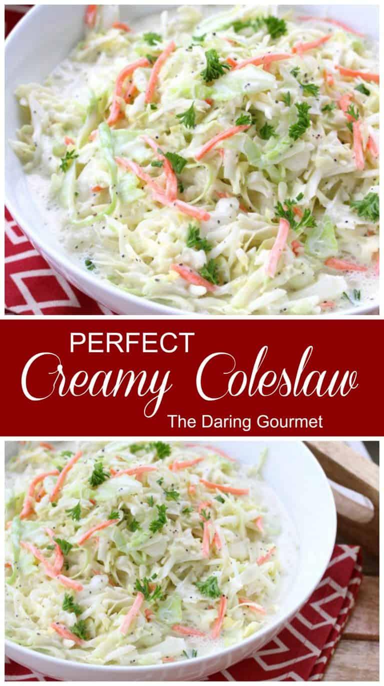 coleslaw recipe best creamy