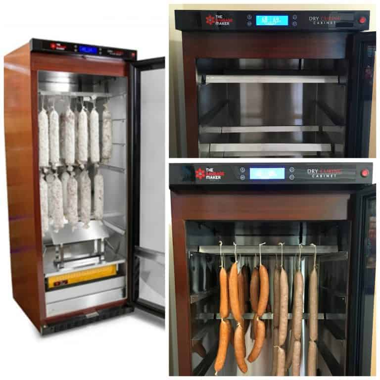 The Sausage Maker Digital Dry-Curing Cabinet Review (Part I) - The Daring Gourmet