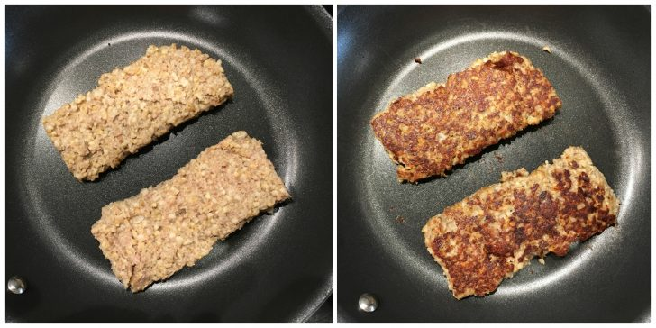 Goetta Cincinnati Sausage Grain Patties The Daring Gourmet