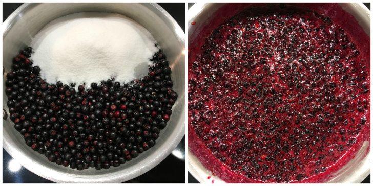 huckleberry jam recipe homemade wild