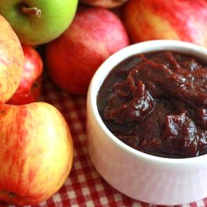 AMAZING 24-Hour Slow Cooker Apple Butter