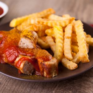 BEST German Curry Ketchup for Currywurst