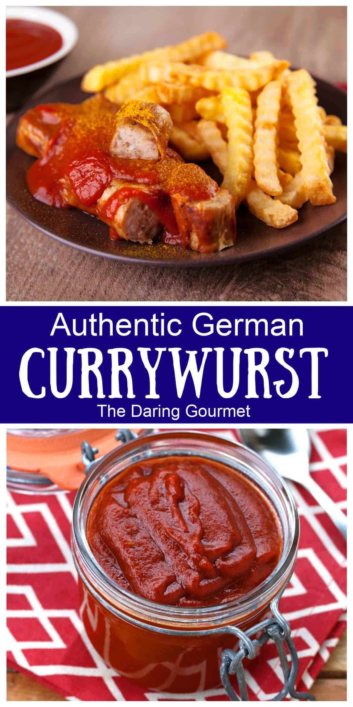 currywurst recipe curry ketchup best authentic traditional German