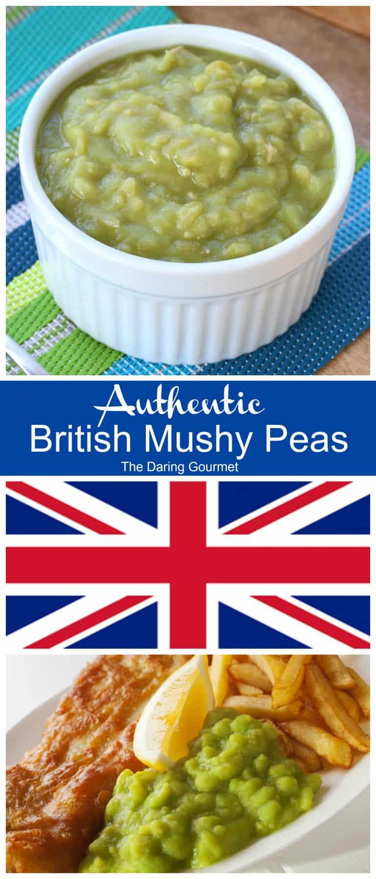 mushy peas recipe british english authentic