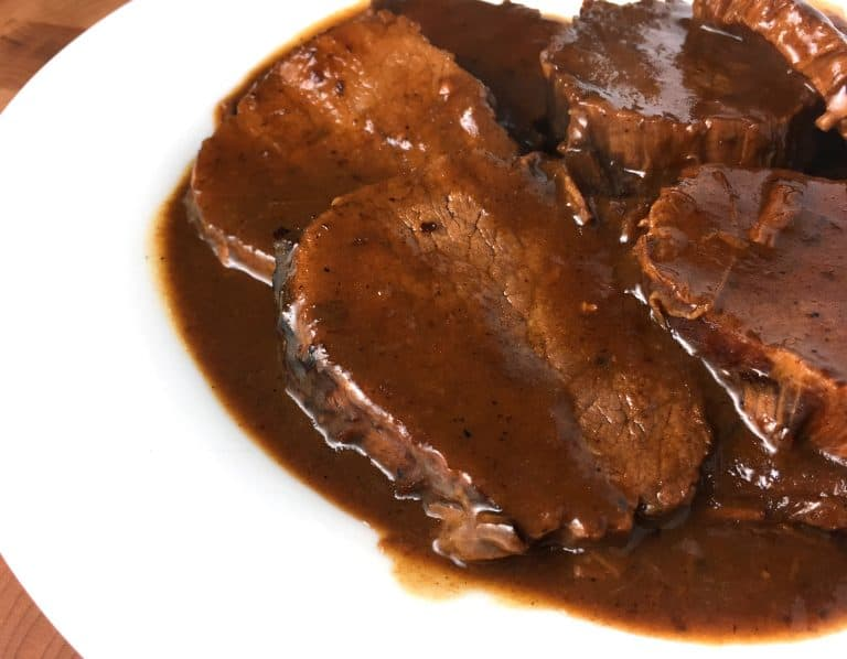 german sauerbraten recipe authentic beef roast