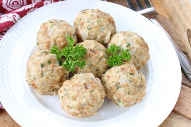semmel knodel knoedel german bread dumplings recipe authentic