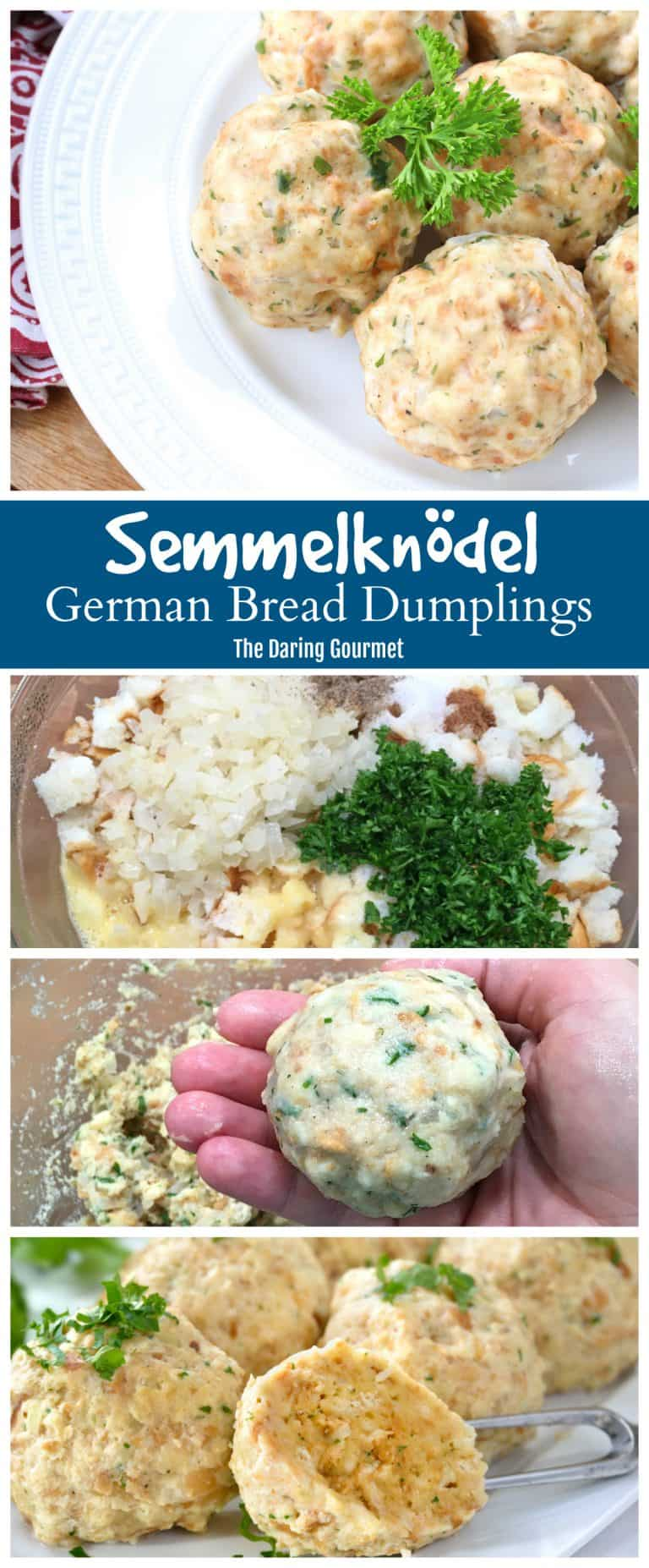semmelknoedel german dumplings recipe knoedel