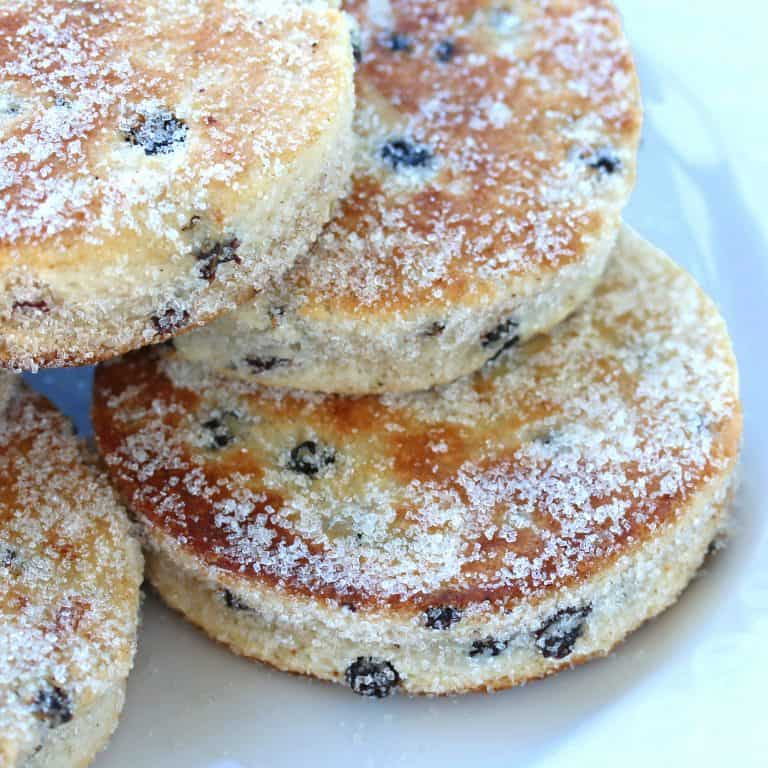 Recipe For Authentic Welsh Cakes