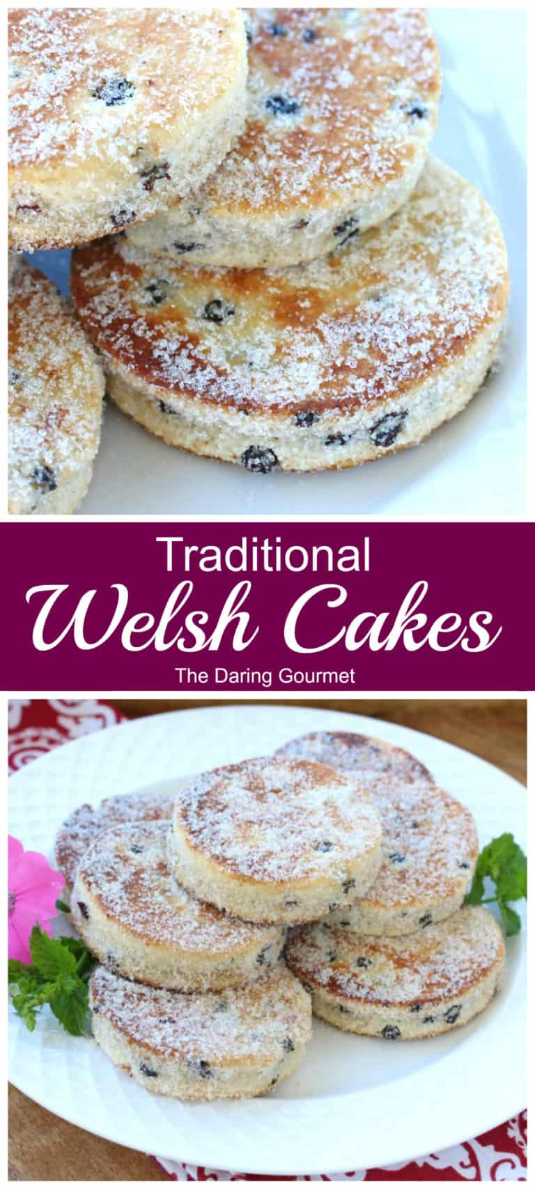 welsh cakes recipe traditional best authentic