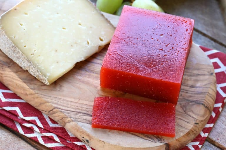 membrillo quince paste cheese recipe