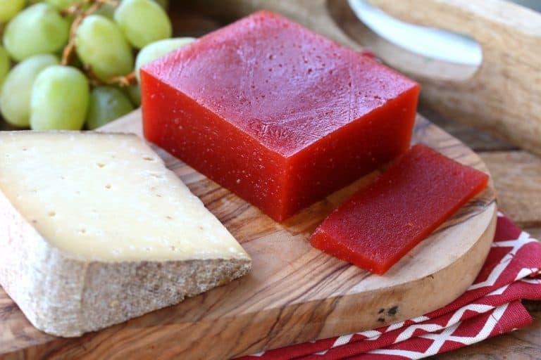 membrillo quince paste cheese recipe