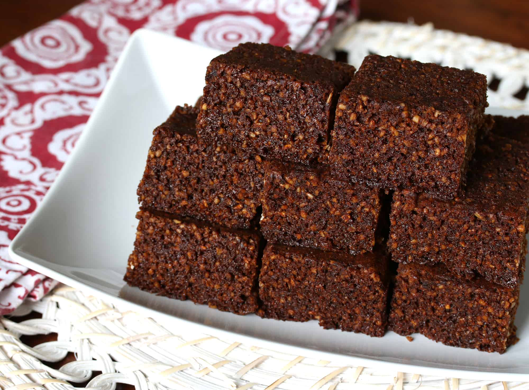 parkin recipe best traditional authentic British English Yorkshire oats treacle gingerbread