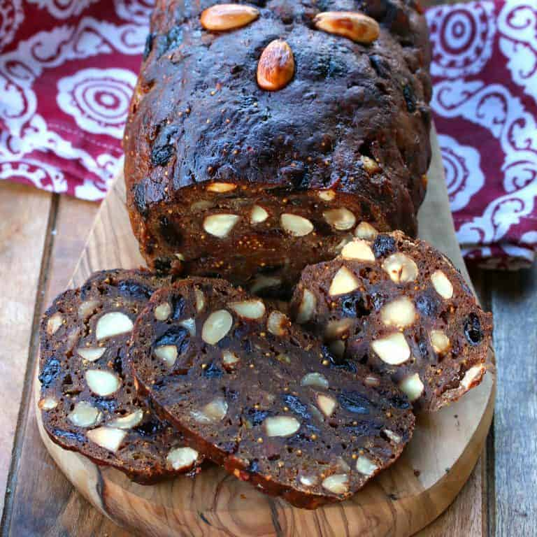 hutzelbrot recipe german fruit nut bread cake authentic traditional swabian pears figs hazelnuts rum