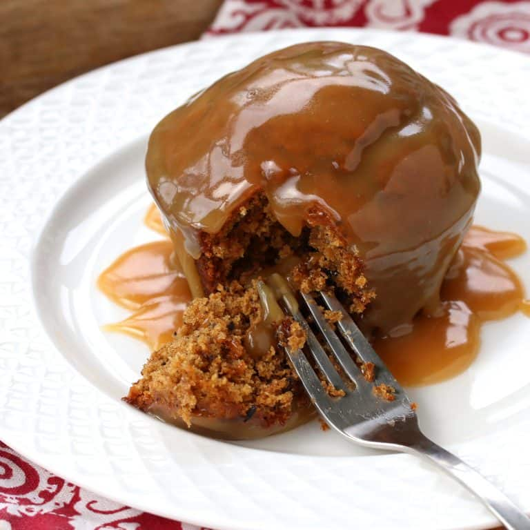 sticky toffee pudding recipe british english traditional authentic best