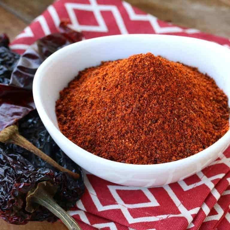 homemade chili powder recipe from scratch best