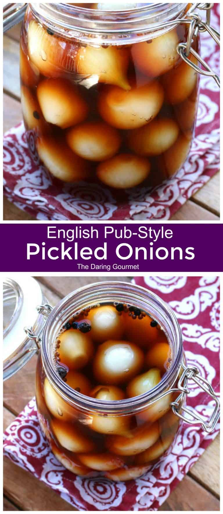 english pickled onions recipe pub style
