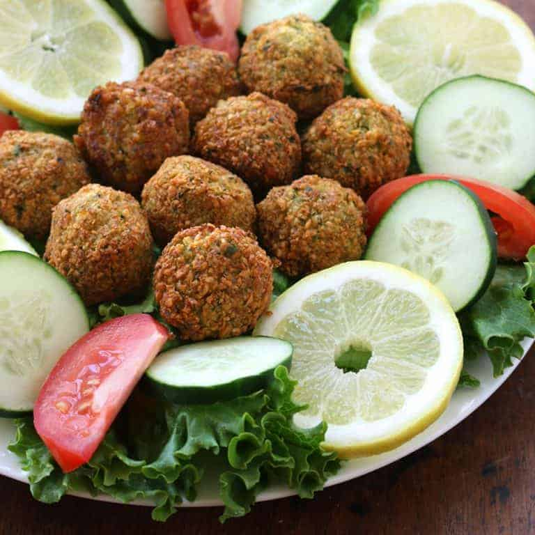 BEST Authentic Falafel - The Daring Gourmet