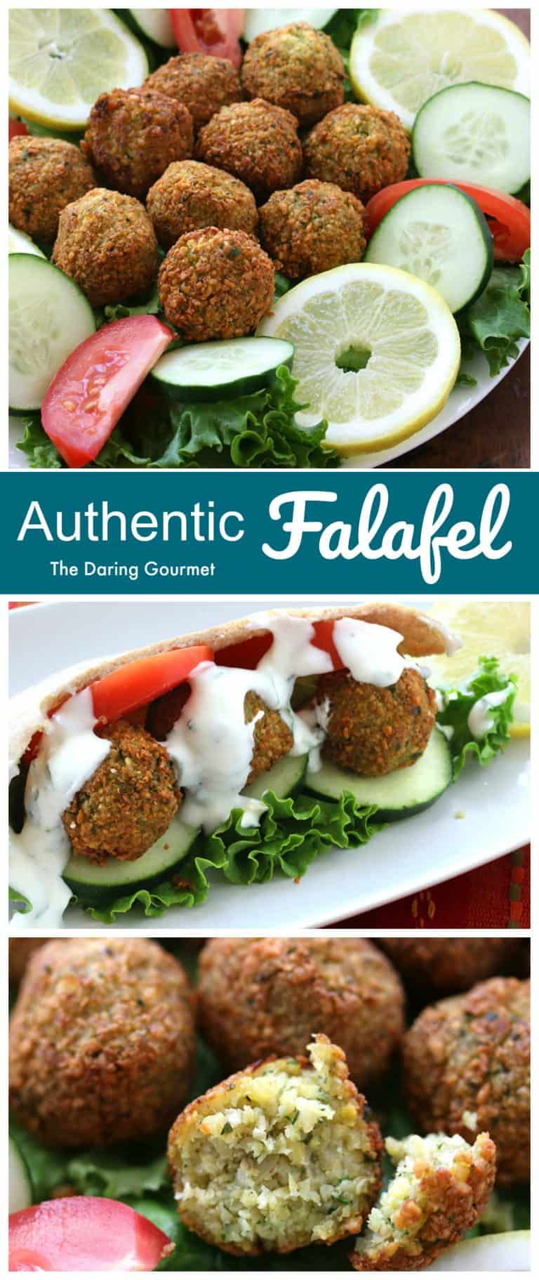 falafel recipe authentic best