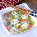 wonton soup recipe best from scratch
