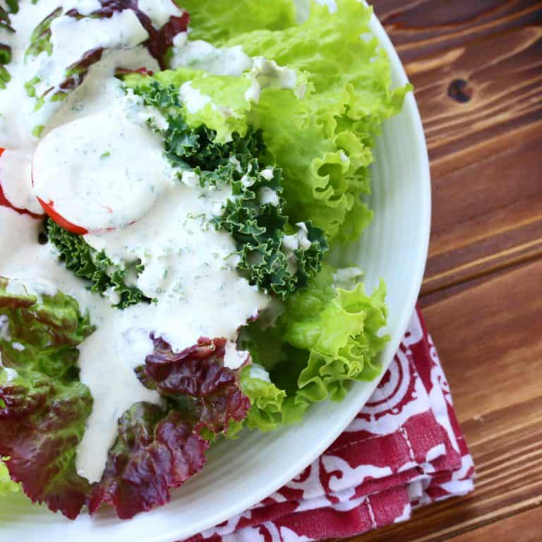 ranch dressing recipe homemade best