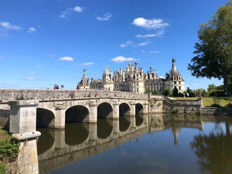 Le château de Chambord France