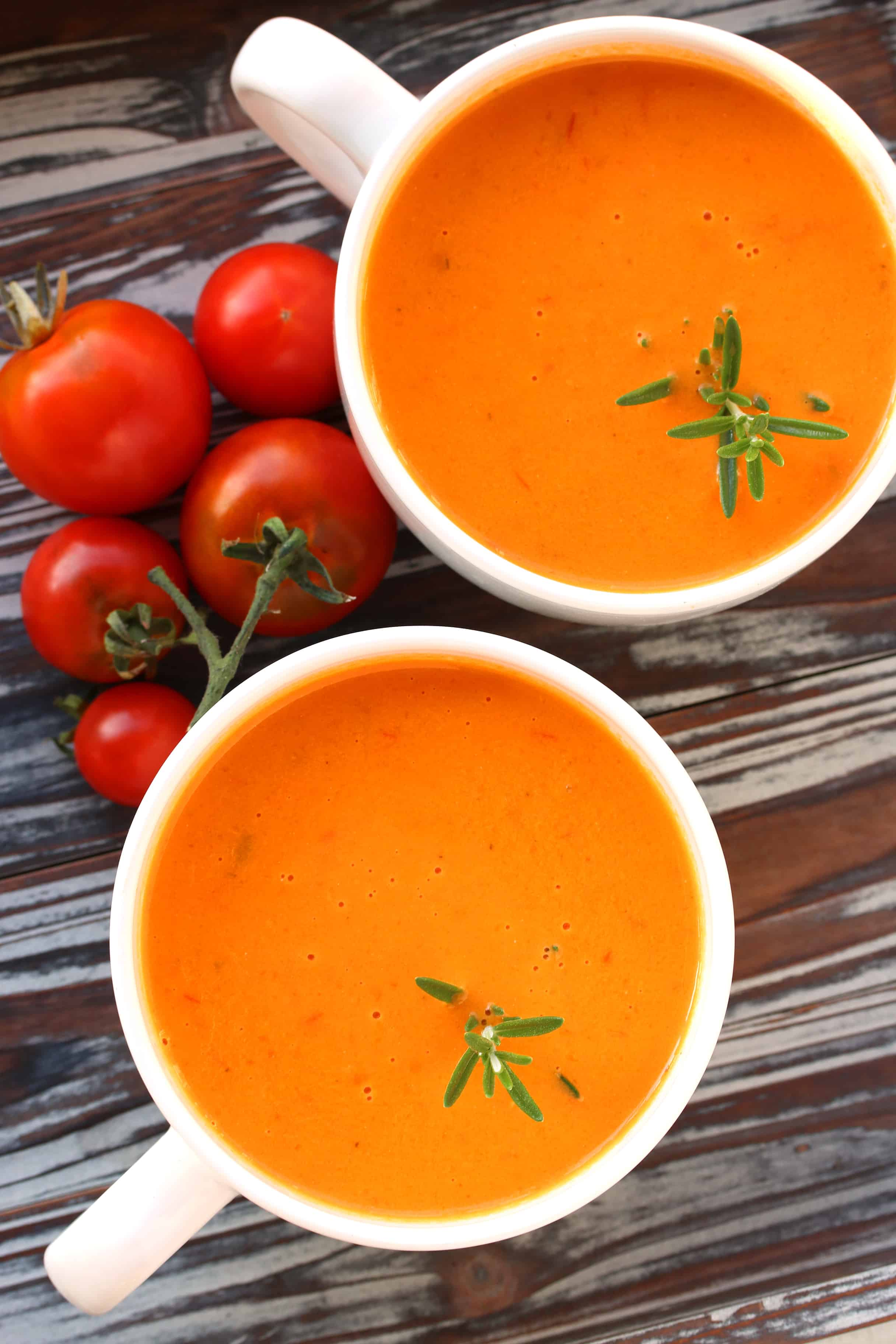 creamy tomato soup recipe best homemade