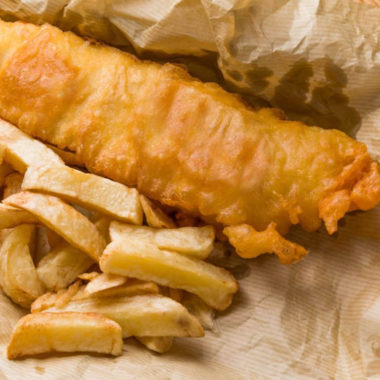 British Fish And Chips Recipe The Daring Gourmet