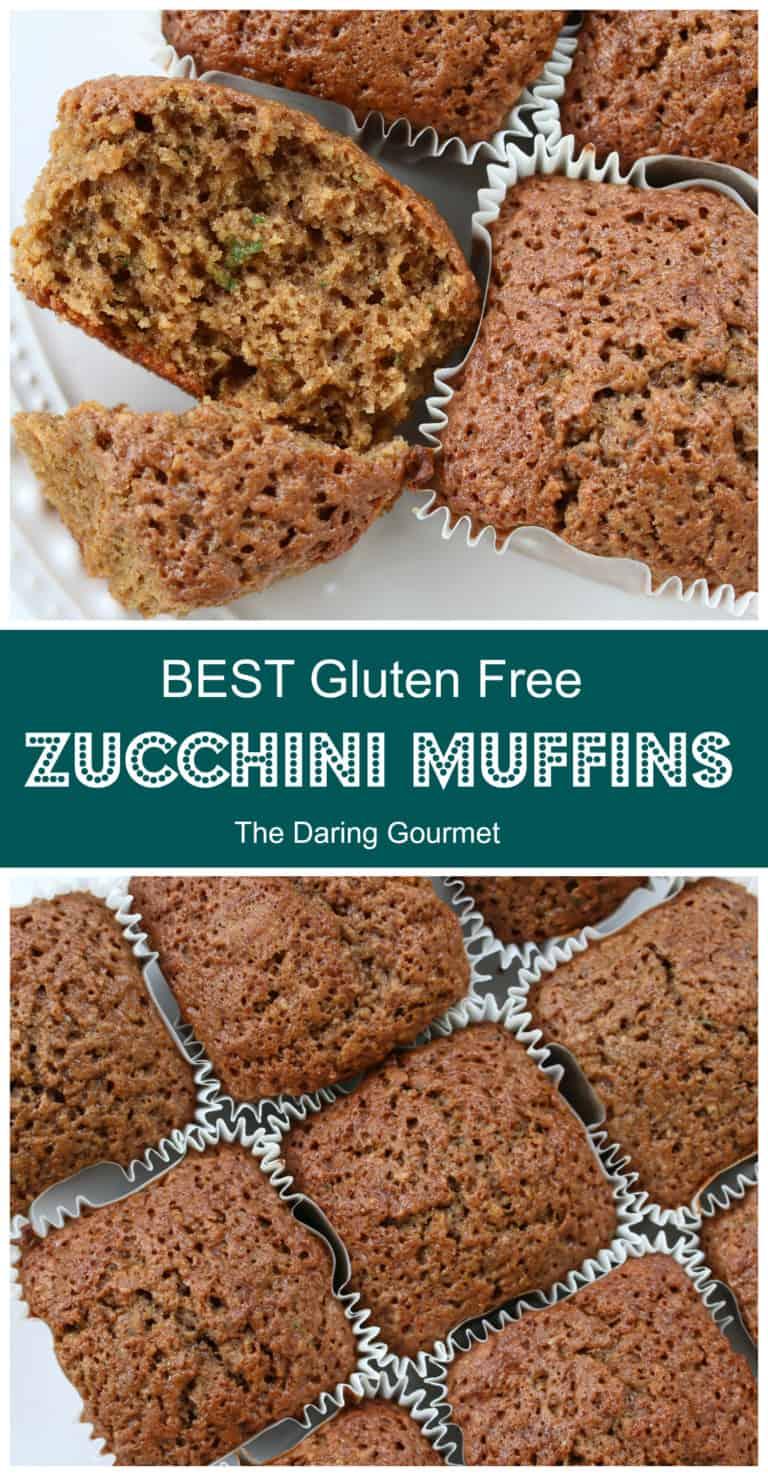 gluten free zucchini muffins recipe whole grain bread best