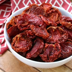 sun dried tomatoes recipe easy homemade oven dehydrator