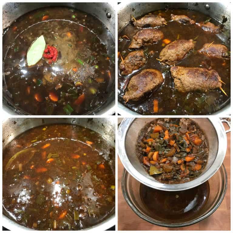 how to make rouladen recipe gravy