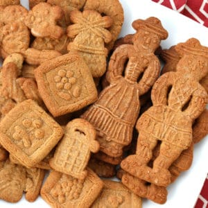 speculoos cookies recipe biscoff homemade speculaas spekulatius