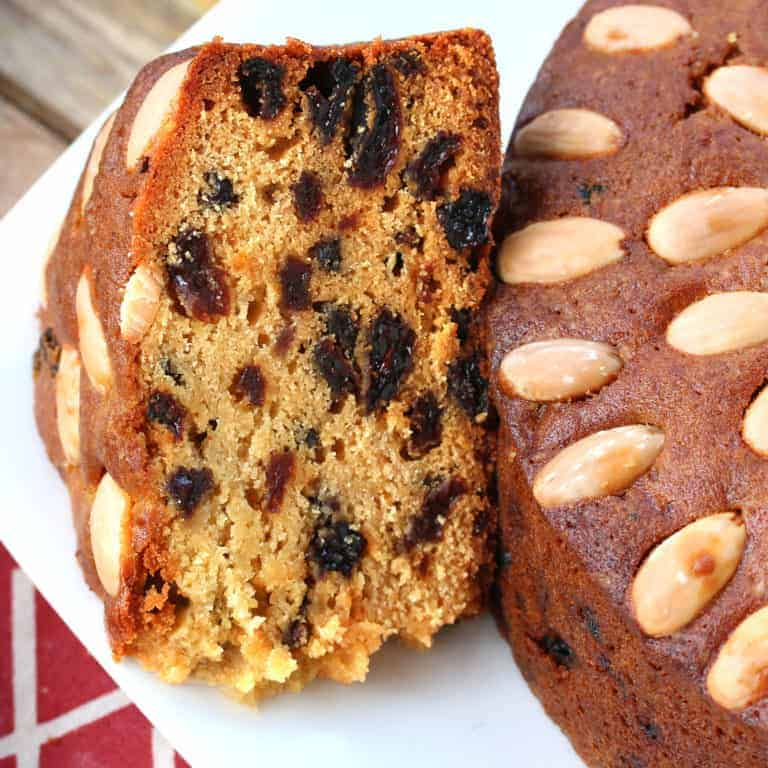 dundee cake recipe traditional authentic Scottish