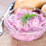 herring salad recipe red beets apples dill German Danish Swedish Norwegian Finnish Polish authentic traditional