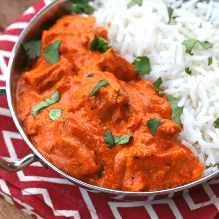 chicken tikka masala recipe best authentic Indian curry
